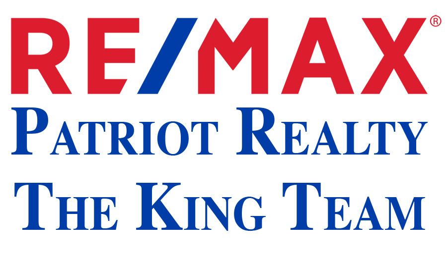 Remax Patriot Realty Logo-King Team